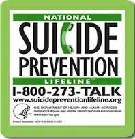 suicide prev