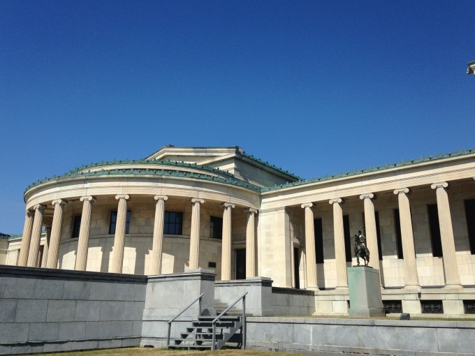 The Albright Knox and Delaware Park, Buffalo, NY. | Bipolar1Blog