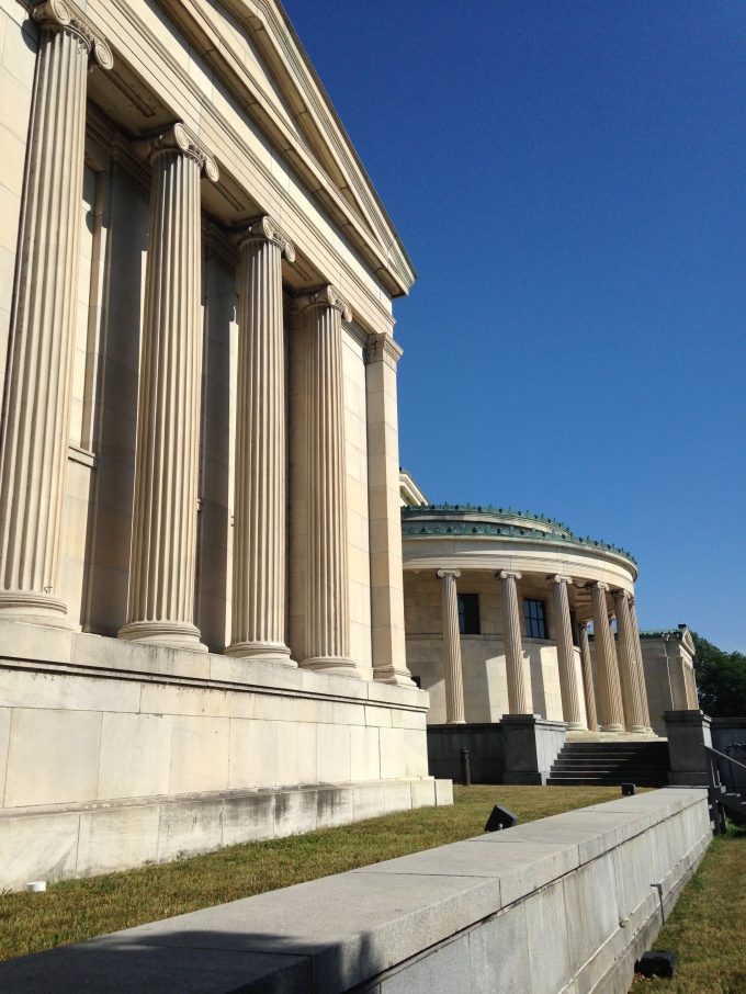 The Albright Knox and Delaware Park, Buffalo, NY. | Bipolar1Blog